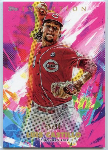 Photo of 2020 Topps Inception Magenta #46 Luis Castillo