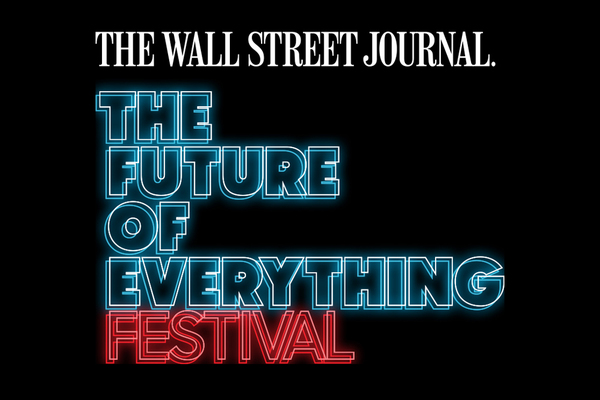 Clickable image to visit 2 Tickets to The Future of Everything festival in NYC