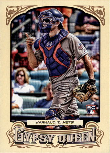 Photo of 2014 Topps Gypsy Queen #92 Travis d'Arnaud RC