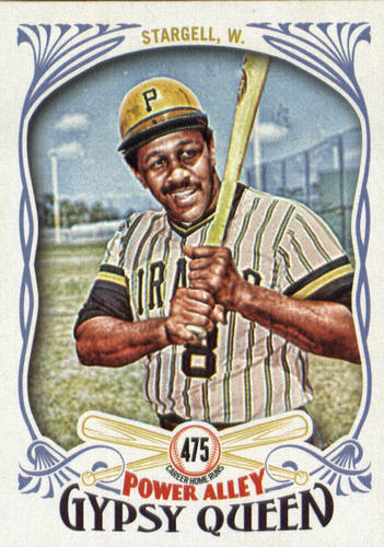 Photo of 2016 Topps Gypsy Queen Power Alley #PA12 Willie Stargell