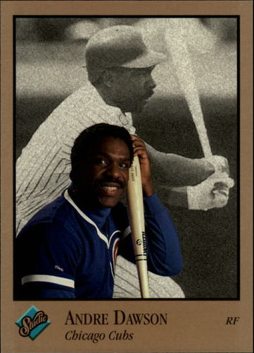 Photo of 1992 Studio #12 Andre Dawson