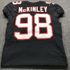 Crucial Catch - Falcons Takkarist McKinley Game Worn Jersey Size 44 (10/22/2018)