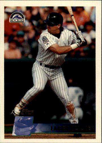 Photo of 1996 Topps #363 Larry Walker