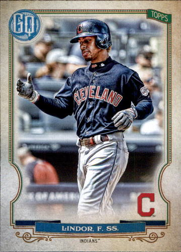 Photo of 2020 Topps Gypsy Queen #228 Francisco Lindor