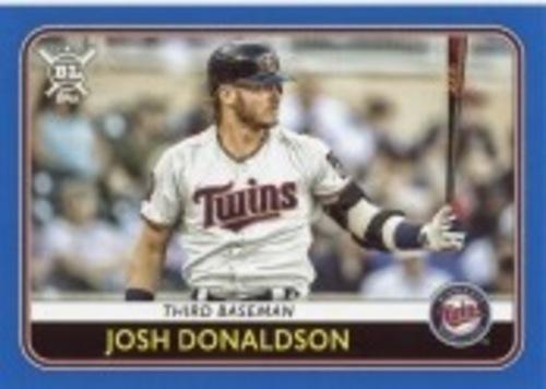Photo of 2020 Topps Big League Blue #167 Josh Donaldson