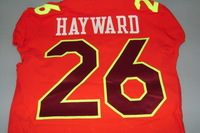 NFL -  CHARGERS CASEY HAYWARD GAME ISSUED AFC PRO BOWL JERSEY - SIZE 42
