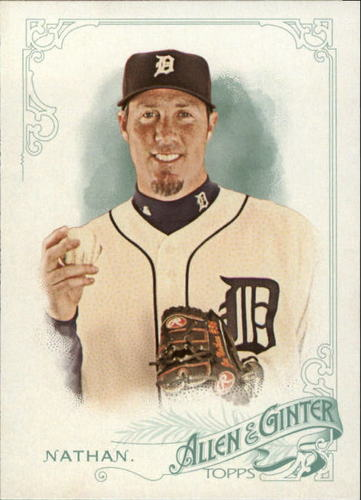 Photo of 2015 Topps Allen and Ginter #295 Joe Nathan