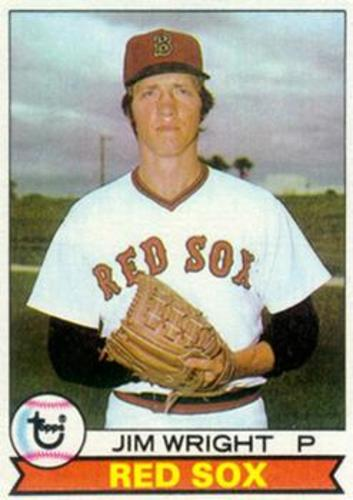 Photo of 1979 Topps #349 Jim Wright RC