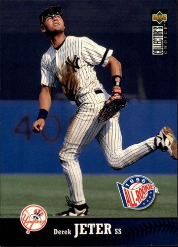 Photo of 1997 Collector's Choice #180 Derek Jeter