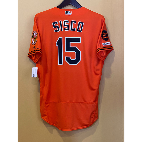 Photo of Chance Sisco:  Jersey - Game-Used