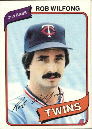 Photo of 1980 Topps #238 Rob Wilfong