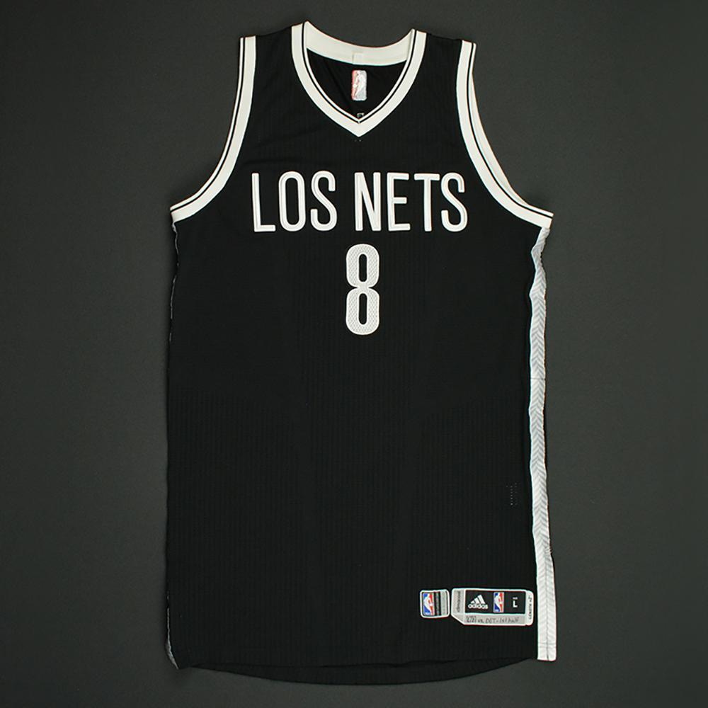 newest c925d d7db7 Spencer Dinwiddie - Brooklyn Nets - Game-Worn