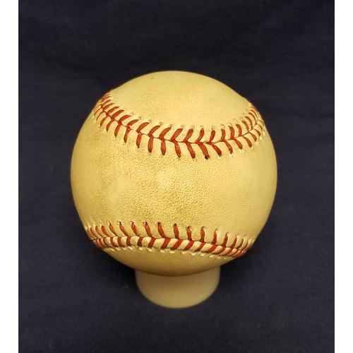 Game-Used Baseball: Albert Pujols RBI Single from July 16 2017 v Tampa Bay Rays