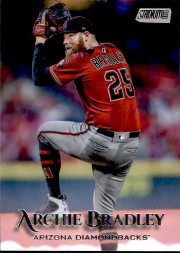 Photo of 2019 Stadium Club #95 Archie Bradley