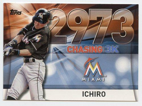 Photo of 2016 Topps Chasing 3000 #300047 Ichiro Suzuki