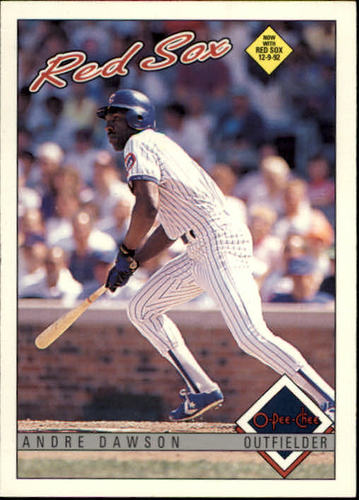 Photo of 1993 O-Pee-Chee #35 Andre Dawson