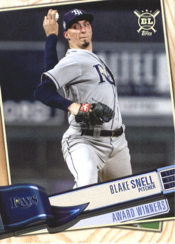 Photo of 2019 Topps Big League #382 Blake Snell