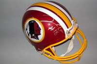 NFL  - REDSKINS JOSH DOCTSON SIGNED REDSKINS PROLINE HELMET