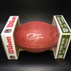 NFL - Broncos Royce Freeman Signed Authentic Football