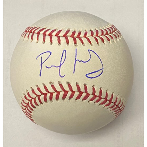 Photo of Paul Goldchmidt Autographed Authentic Baseball