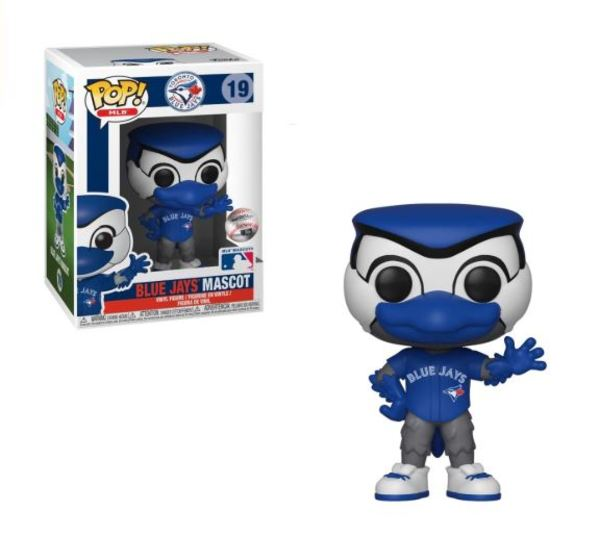 Toronto Blue Jays Ace Pop! Vinyl Figure by Funko