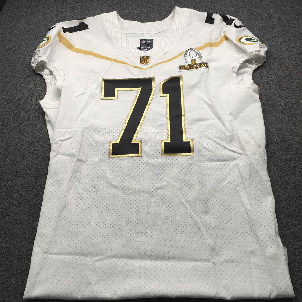 NFL Auction | NFL - Packers Josh Sitton Game Issued January 2016 ...