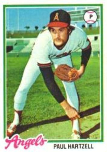 Photo of 1978 Topps #529 Paul Hartzell
