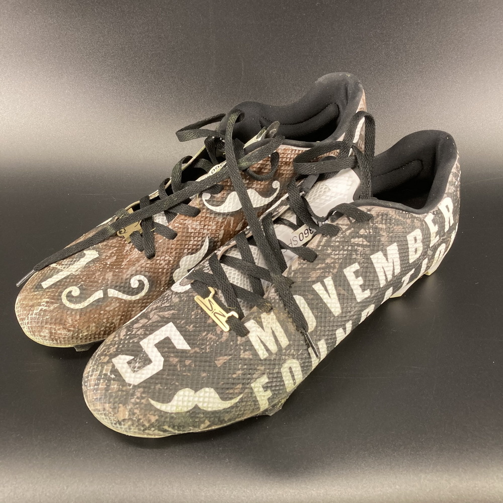 My Cause My Cleats - Jaguars Gardner Minshew Signed Game Used Cleats