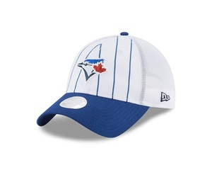 Toronto Blue Jays Women's Trucker Lust Snapback by New Era