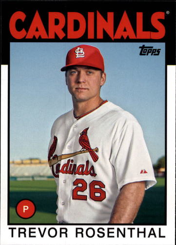 Photo of 2014 Topps Archives #124 Trevor Rosenthal