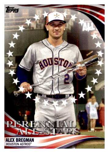 Photo of 2019 Topps Update Perennial All Stars #PAS49 Alex Bregman