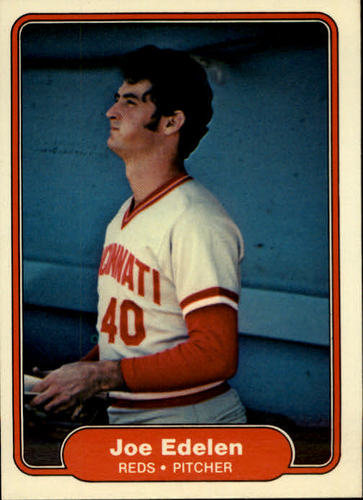Photo of 1982 Fleer #65 Joe Edelen