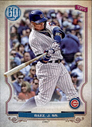Photo of 2020 Topps Gypsy Queen #233 Javier Baez