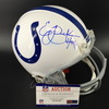 PCF - Colts Eric Dickerson Signed Proline Helmet