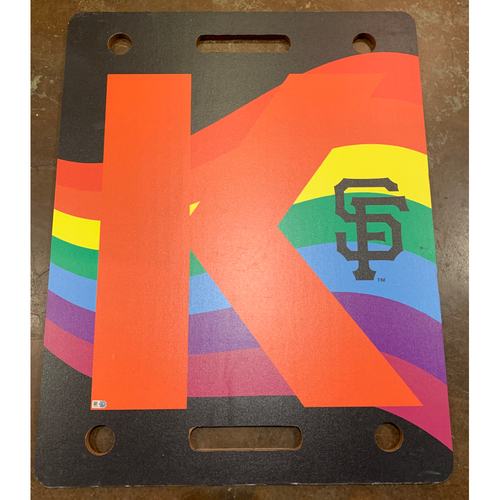 Photo of 2018 SF Pride Night K Board