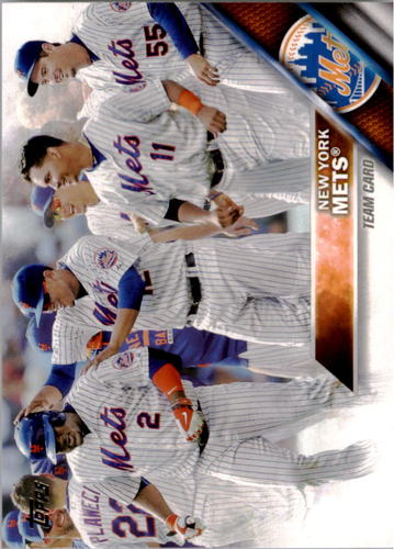 Photo of 2016 Topps #273 New York Mets