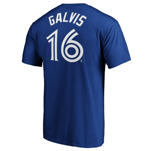 Toronto Blue Jays Freddy Galvis Player T-Shirt by Majestic