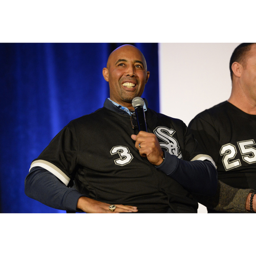 Photo of Pre-Game Meet and Greet with Harold Baines on Harold Baines Day, August 11, 2019 for four (4)