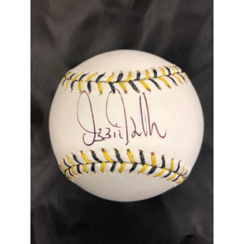 Photo of Ozzie Guillen Autographed 2006 All-Star Baseball