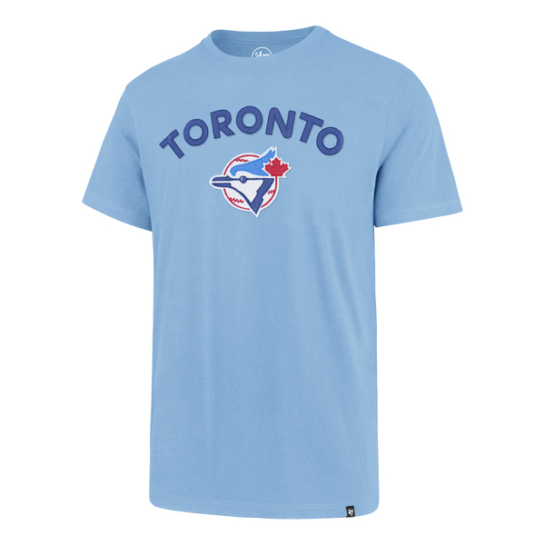 Toronto Blue Jays Vintage Fieldhouse Blue T-Shirt by '47 Brand