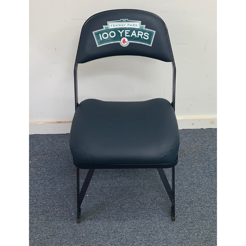 Alex Rodriguez Game Used August 18, 2013 Fenway Park Visitor's Clubhouse Chair
