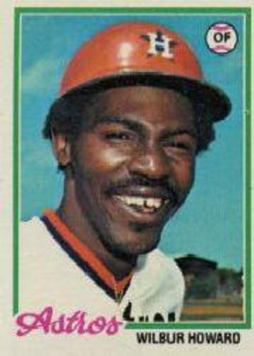 Photo of 1978 Topps #534 Wilbur Howard
