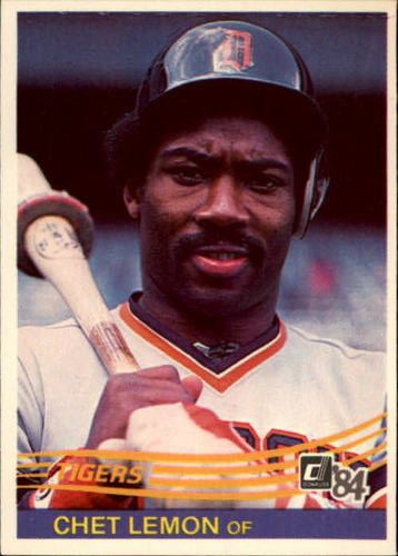 Photo of 1984 Donruss #171 Chet Lemon