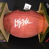 NFL - PANTHERS WR DJ MOORE SIGNED AUTHENTIC 'DUKE' FOOTBALL