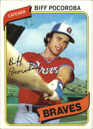 Photo of 1980 Topps #132 Biff Pocoroba