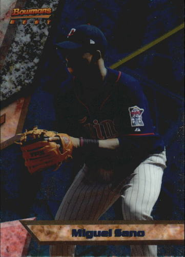 Photo of 2011 Bowman Bowman's Best Prospects #BBP20 Miguel Sano