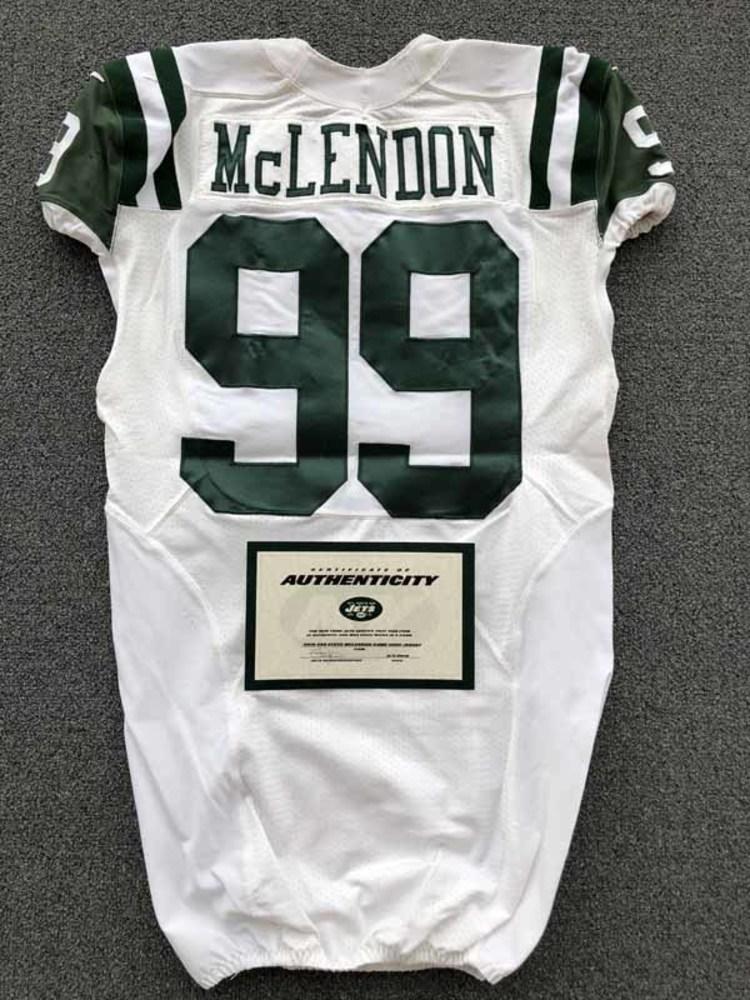 Steve McLendon Jersey