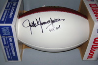 NFL - RAMS JACK YOUNGBLOOD SIGNED PANEL BALL