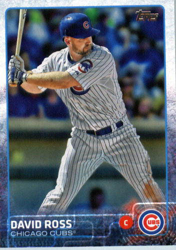 Photo of 2015 Topps Update #US129A David Ross