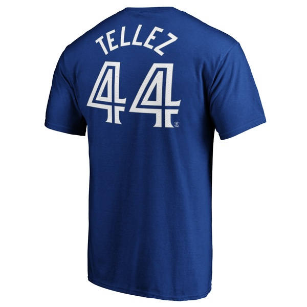 Toronto Blue Jays Rowdy Tellez Player T-Shirt by Majestic